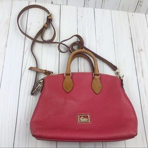 Dooney & Bourke Hot Pink Crossbody Handbag
